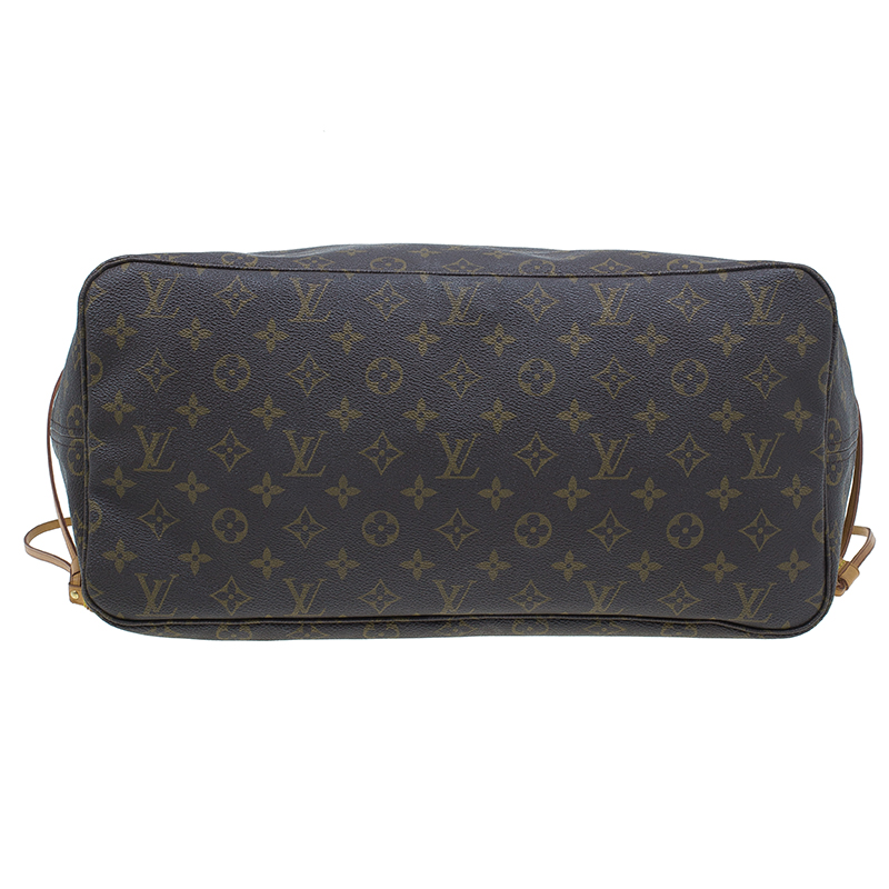 Louis Vuitton Monogram Canvas Neverfull GM