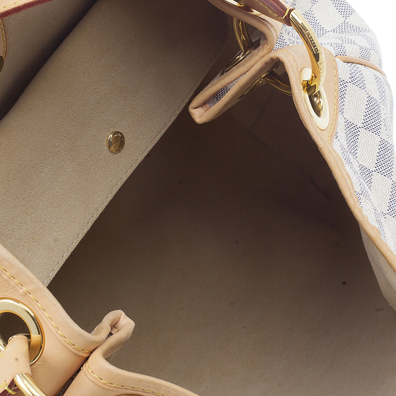 Louis Vuitton Damier Azur Canvas Galliera PM