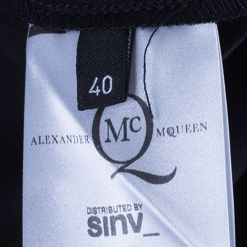 McQ by Alexander McQueen Black Dress S