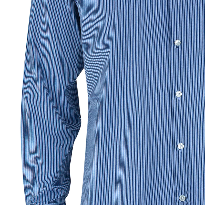 BOSS By Hugo Boss Pinstripe Formal Shirt L