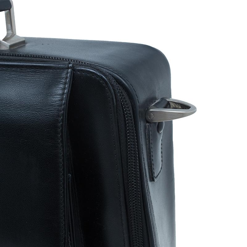 Montblanc Back Leather Meisterstuck Laptop Bag
