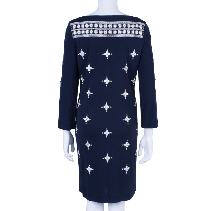 Tory Burch Blue Dress M