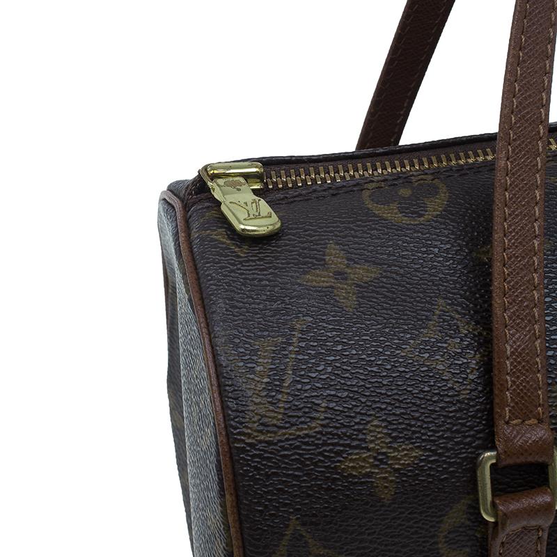 Louis Vuitton Monogram Canvas Papillon NM