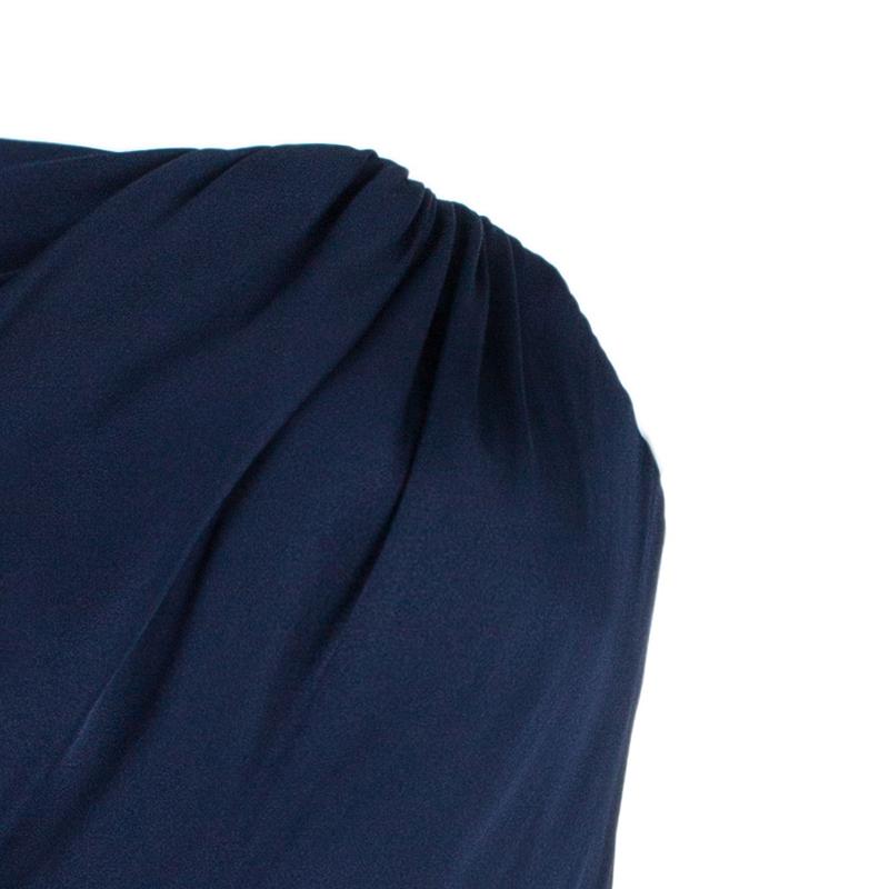 Giorgio Armani Silk Embellished SS Cocktail Dress S