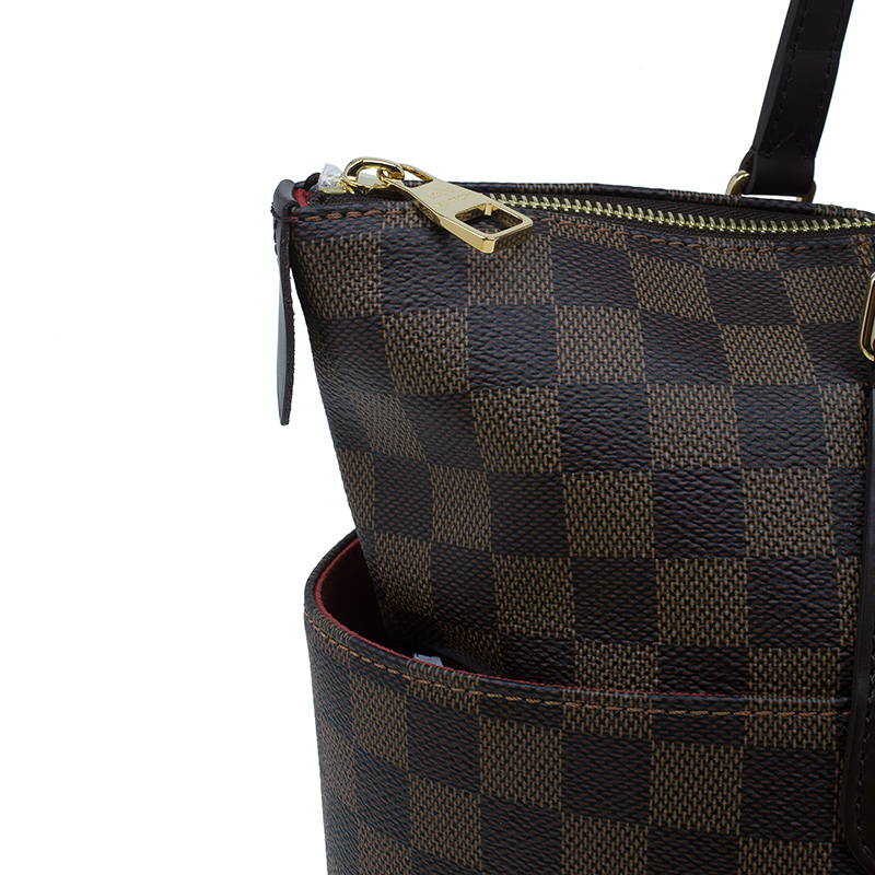 Louis Vuitton Damier Ebene Canvas Totally MM