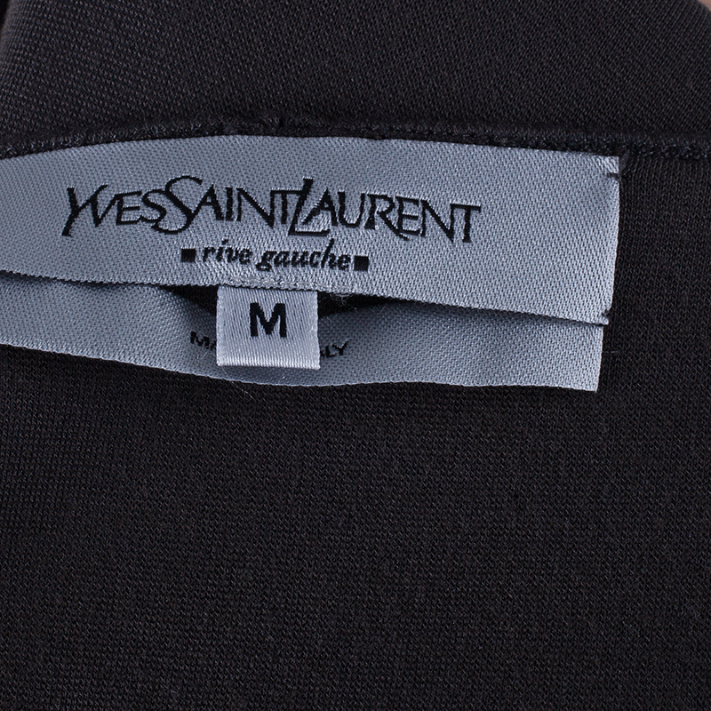 Saint Laurent Paris Grey Dress M