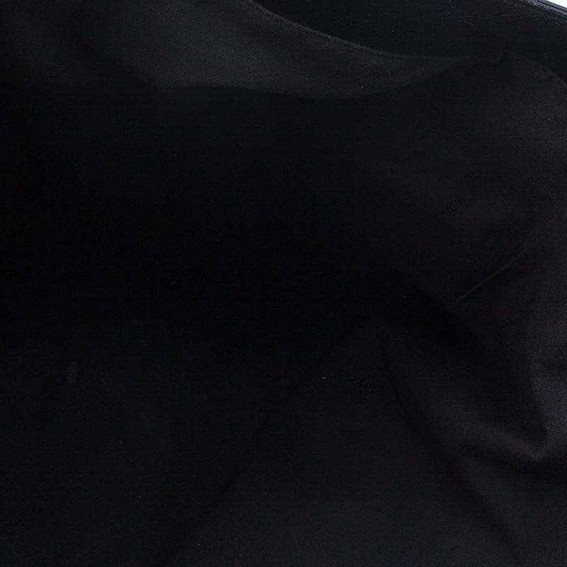 Fendi Tricolor Leather Twins Tote