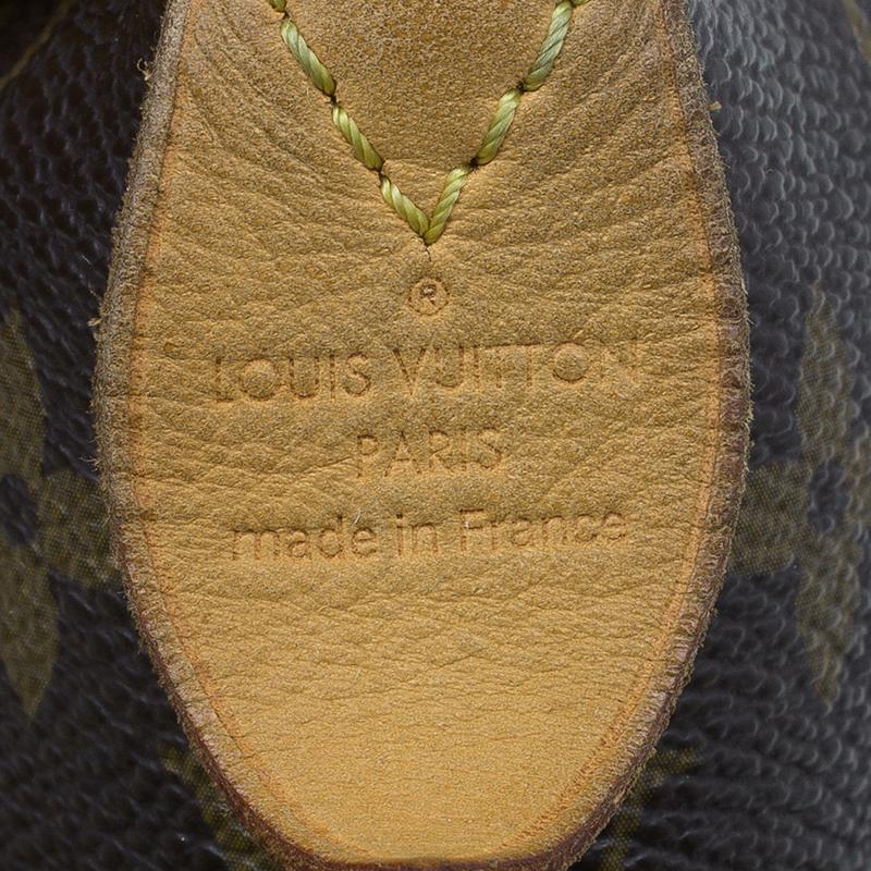 Louis Vuitton Monogram Canvas Totally PM