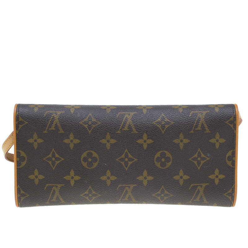 Louis Vuitton Monogram Canvas Twin GM Pochette