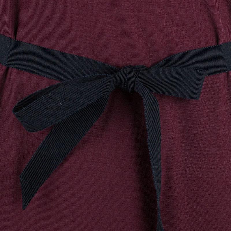 Roland Mouret Burgundy Dress M