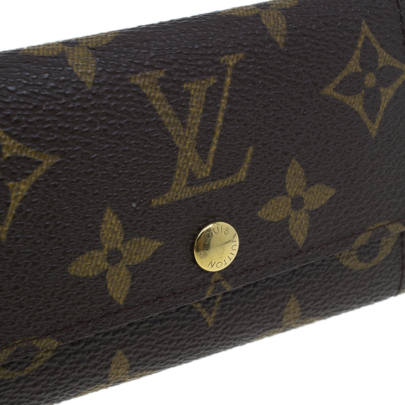 Louis Vuitton Monogram 6 Key Multicles Holder