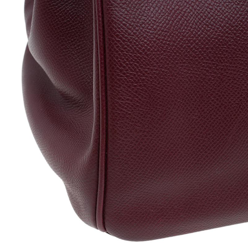 Hermes Tri Color Epsom Leather Gold Hardware Birkin 35