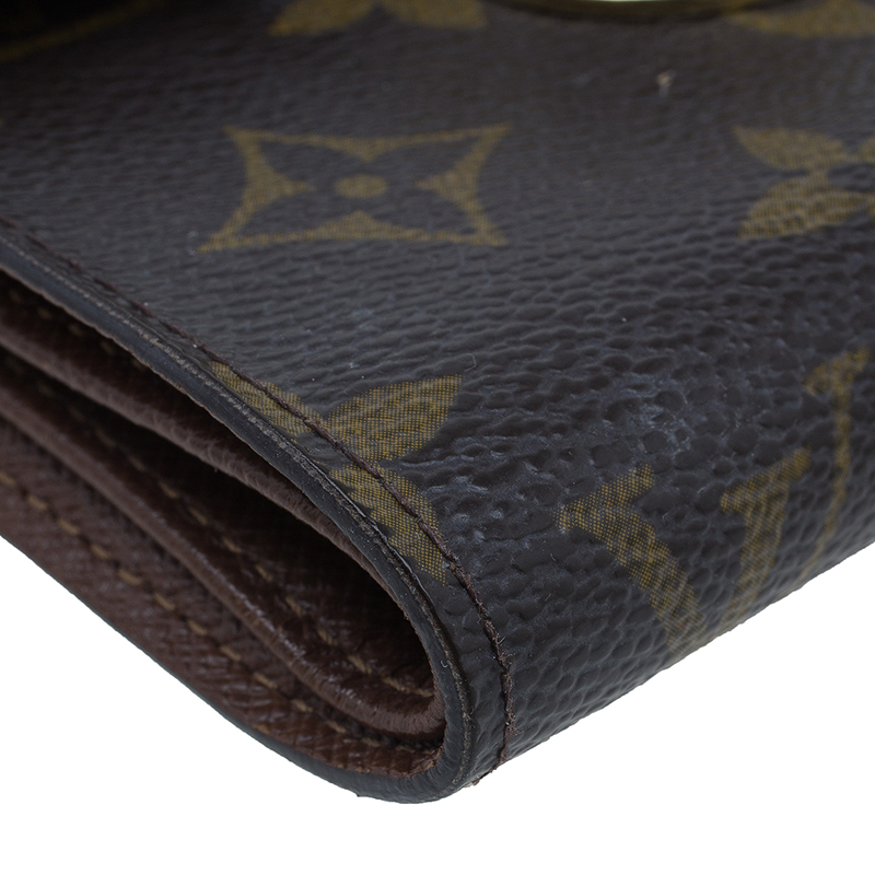Louis Vuitton Monogram Canvas Koala Wallet