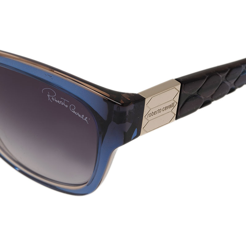 Roberto Cavalli Blue Acamar Sunglasses