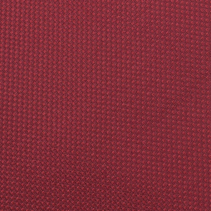 CH Carolina Herrera Red Silk Tie