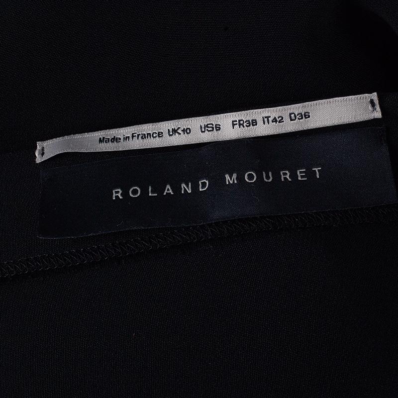 Roland Mouret Parham Sleeveless Dress M