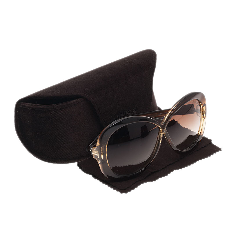 Tom Ford Brown Margot Sunglasses