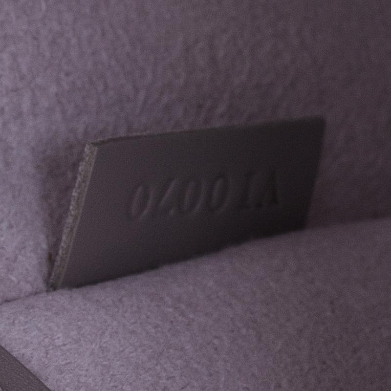Louis Vuitton Lavander Epi Leather Nocturne Shoulder Bag + Pouch