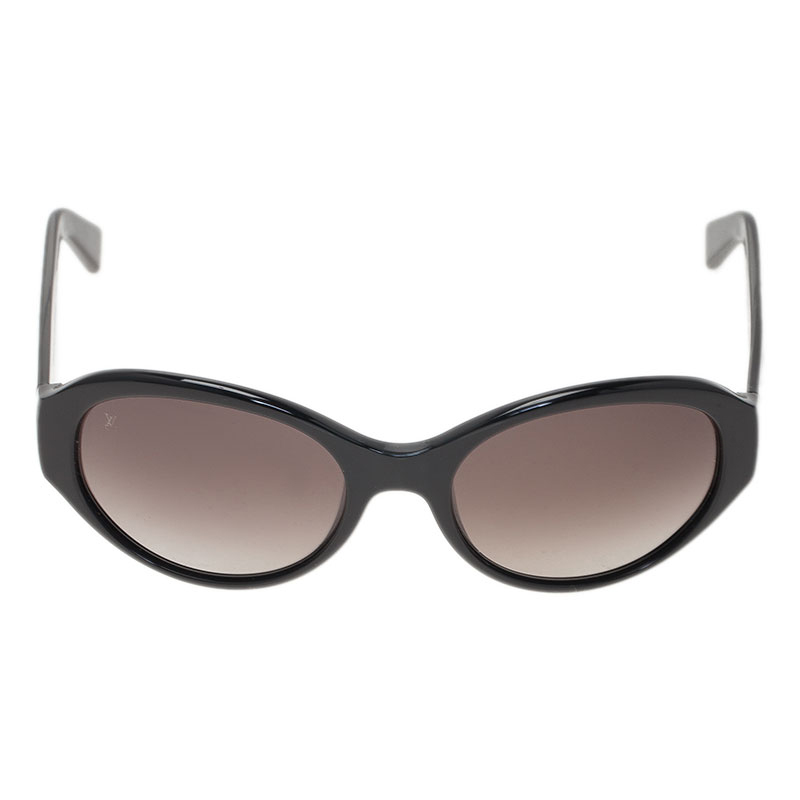 Louis Vuitton Black Obsession Rond Sunglasses