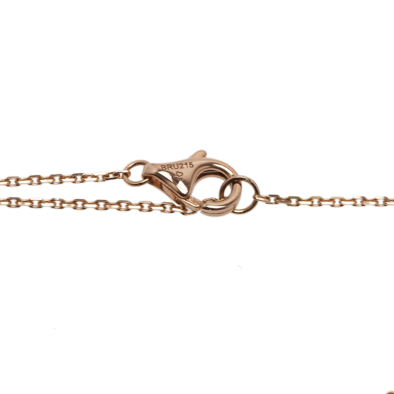 Cartier Sweet Trinity 18k Three-Tone Gold Soft Bracelet