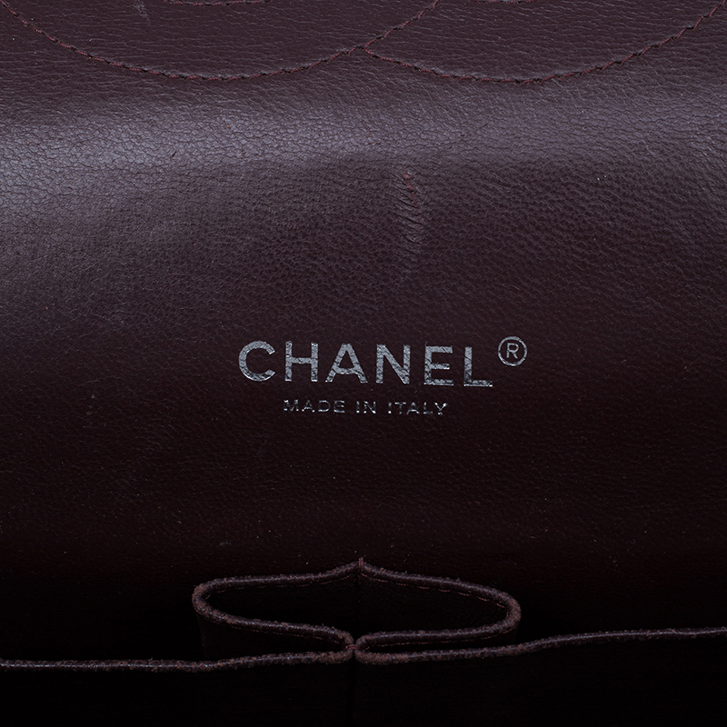 Chanel Black Caviar Leather Classic Maxi Double Flap Bag
