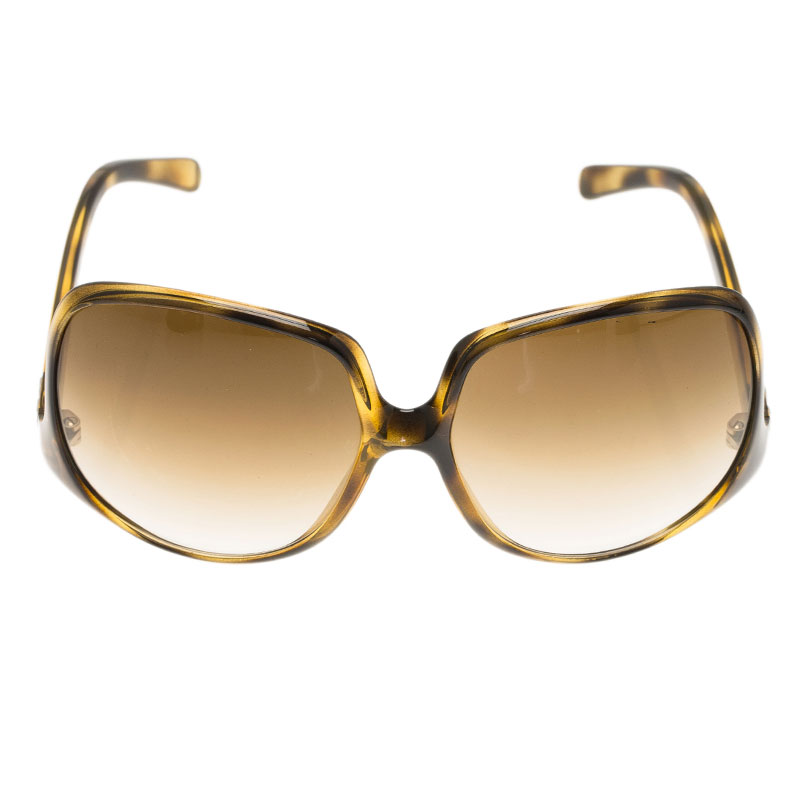 Dolce and Gabbana Brown 6033 Square Sunglasses
