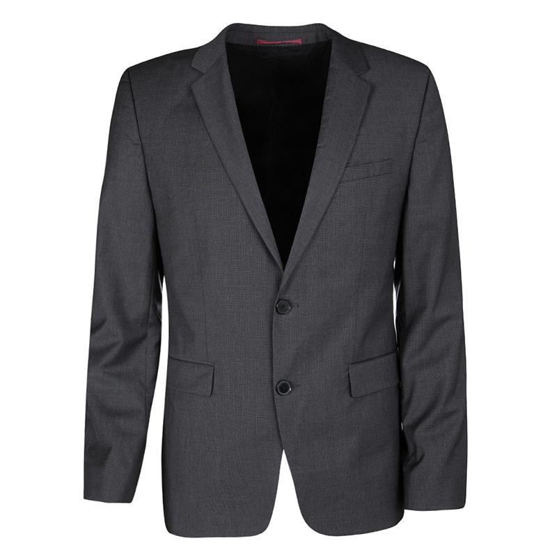 Hugo boss green josch jacket black