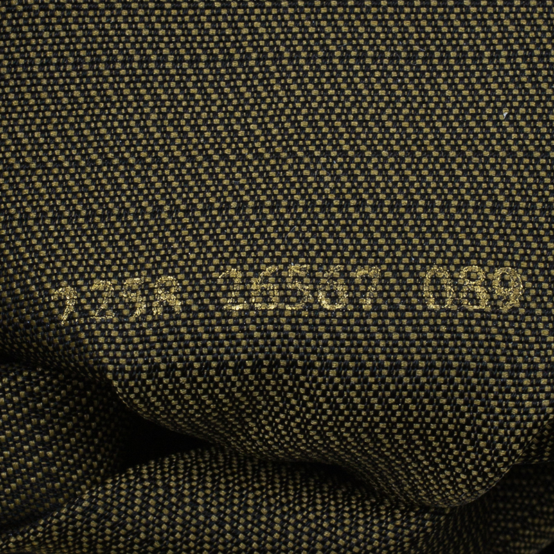 Fendi Brown Zucca Hobo Shoulder Bag