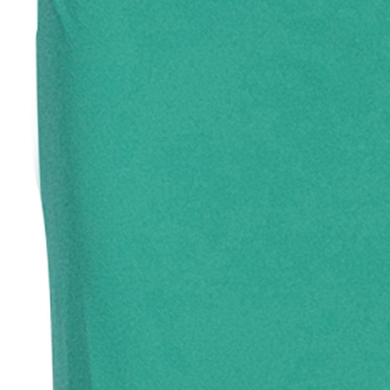 Alberta Ferretti Sage Green Silk Gown L