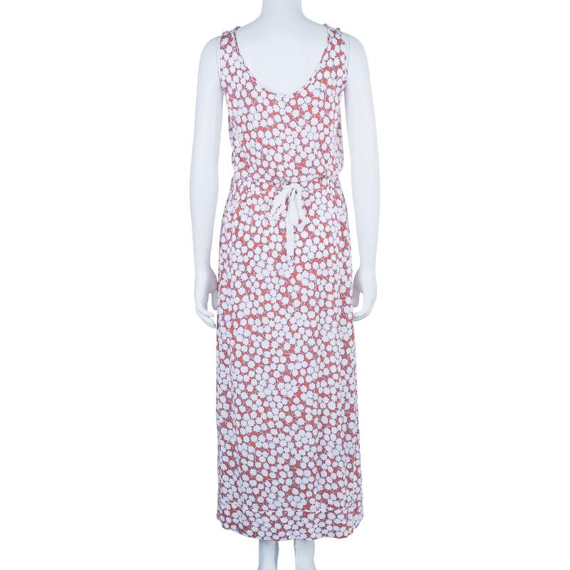 Diane Von Furstenberg Zamara Maxi Dress S