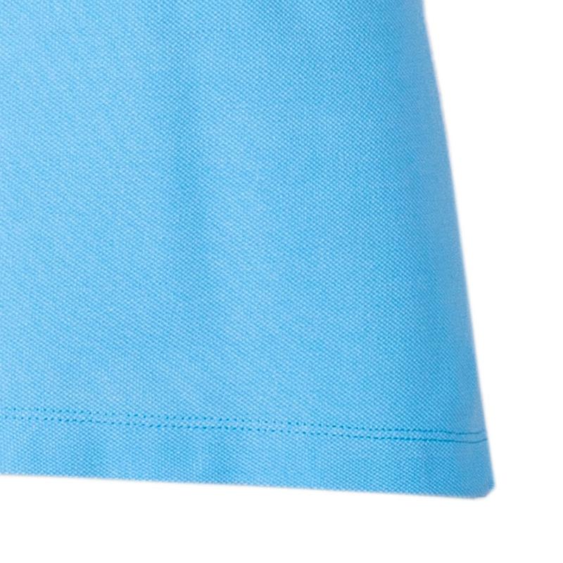 Burberry Men's Light Blue Polo Shirt M
