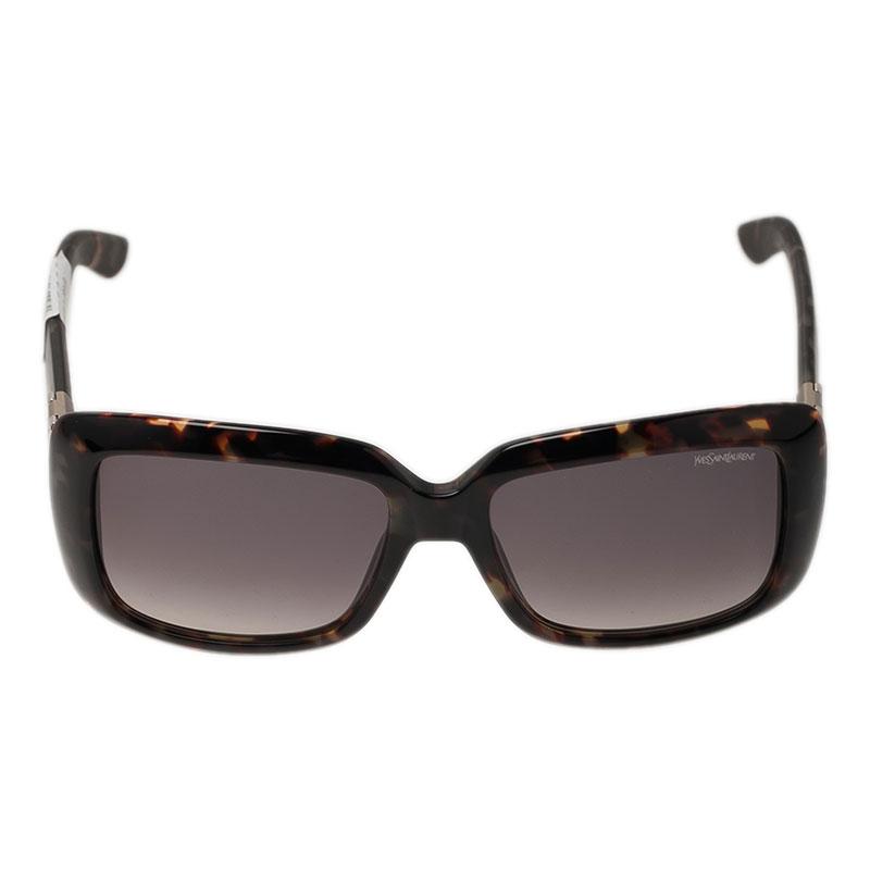 Saint Laurent Paris Tortoise 6377 Sunglasses