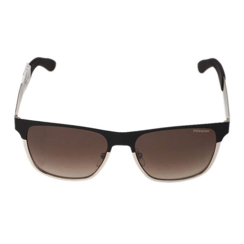 Saint Laurent Paris Black and Silver 2334S Sunglasses