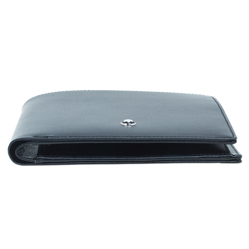 Montblanc Black Leather Miesterstuck Wallet