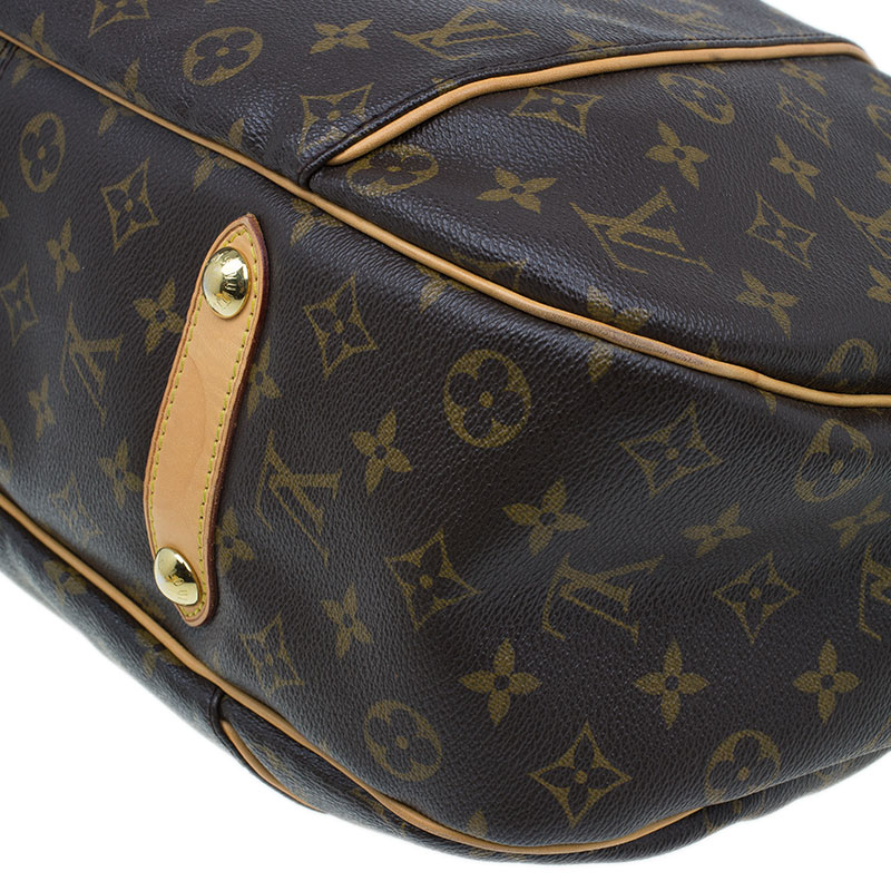 Louis Vuitton Monogram Canvas Galliera Hobo GM