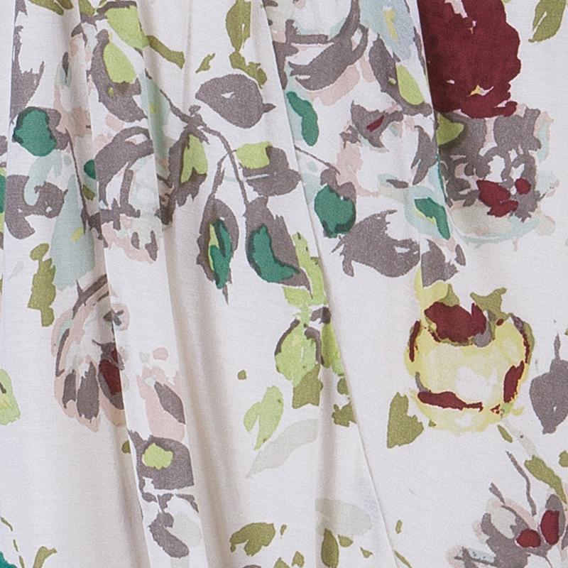 Kenzo Floral Print Tank Top L