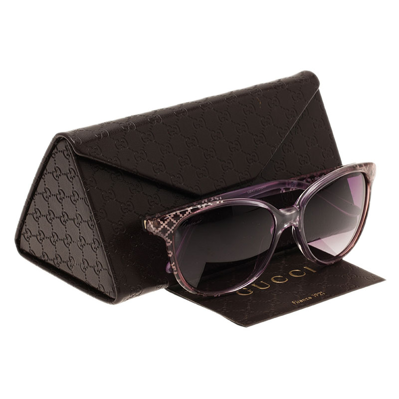 Gucci Purple 3633 Sunglasses