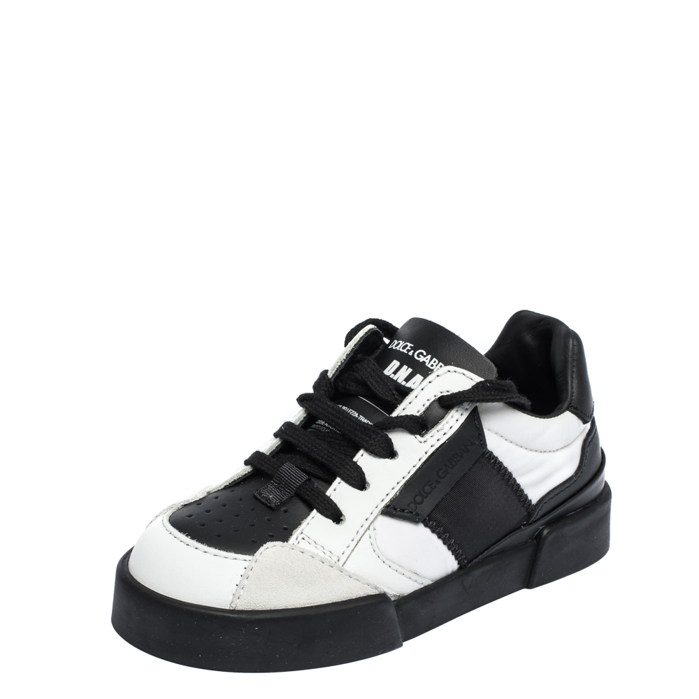Leather Miami Low-Top Platform Sneakers