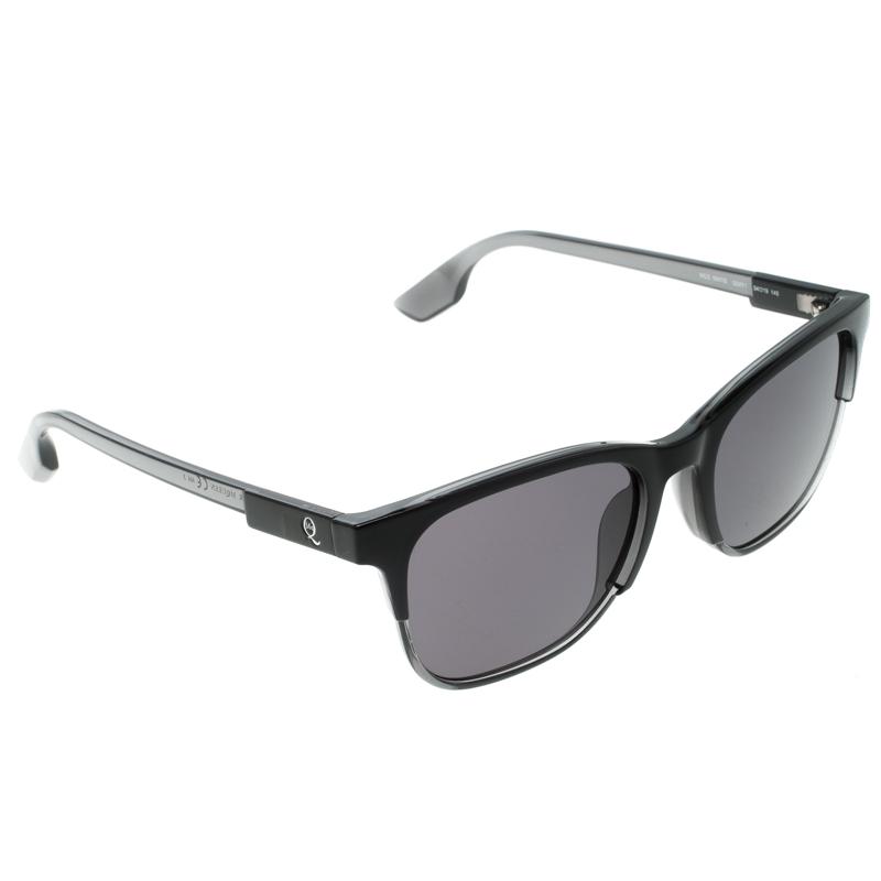 b11b90d988 ... Alexander McQueen Black MCQ 0047 S Wayfarer Sunglasses. nextprev.  prevnext