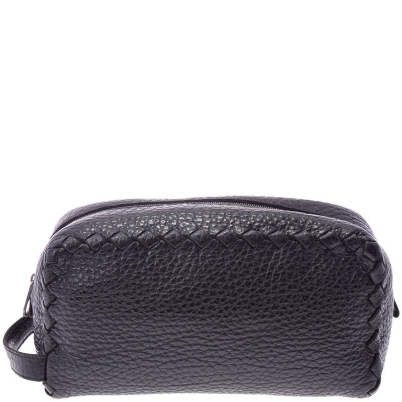 ... Bottega Veneta Black Intrecciato Leather Clutch Bag. nextprev. prevnext 26e6023d2c482