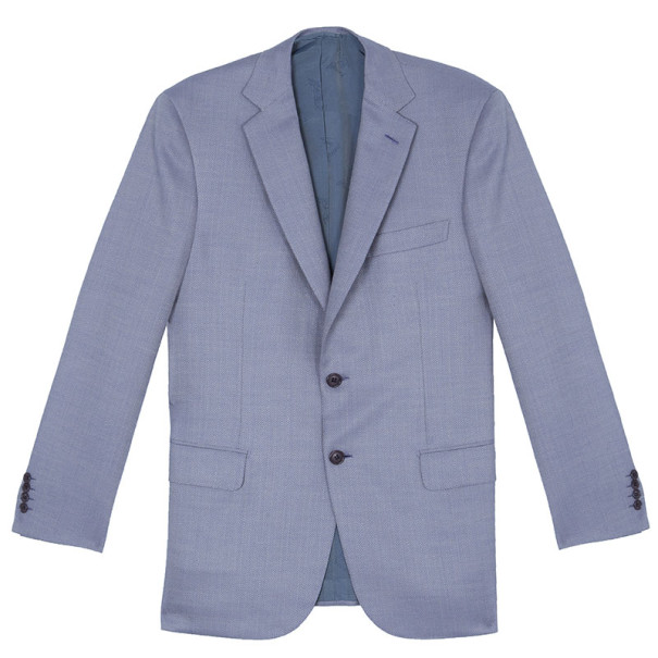 Brioni Ash Brown Colosseo Blazer Jacket EU48