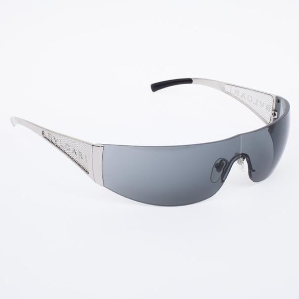 6655a361a410 Buy Bvlgari Black 549 Shield Men Sunglasses 30550 at best price