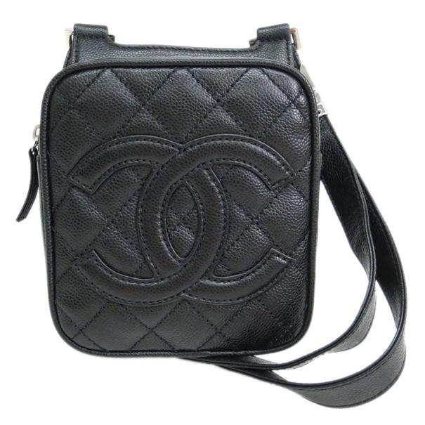 c556c665349e ... Buy Chanel Black Caviar CC Mini Backpack 10040 at best price TLC