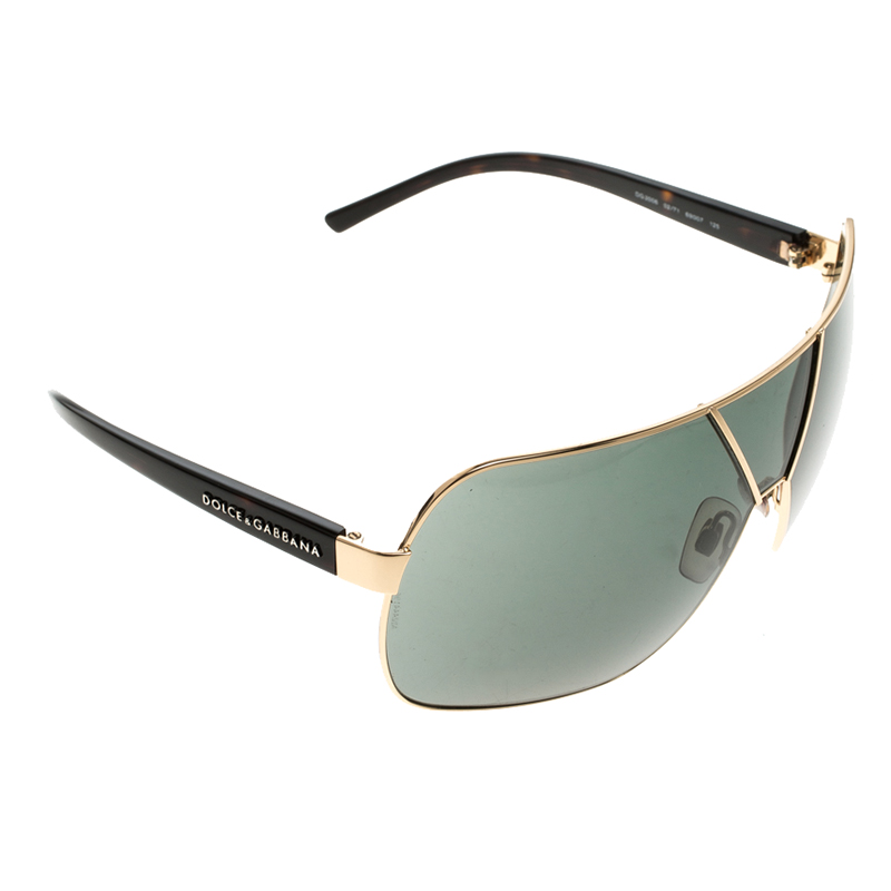 065b82567150 ... Dolce and Gabbana Black Gold DG 2006 Oversized Sunglasses. nextprev.  prevnext
