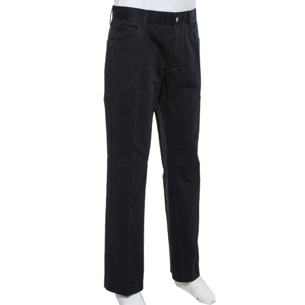 Dolce & Gabbana Midnight Blue Denim Classic 16 Jeans XXL, Navy Blue  - buy with discount