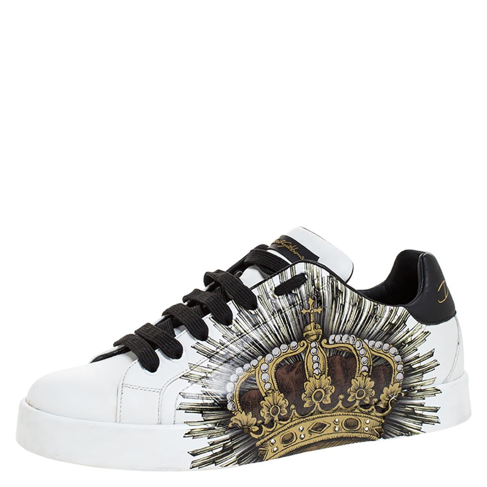 Top Sneakers Size 41 Dolce \u0026 Gabbana