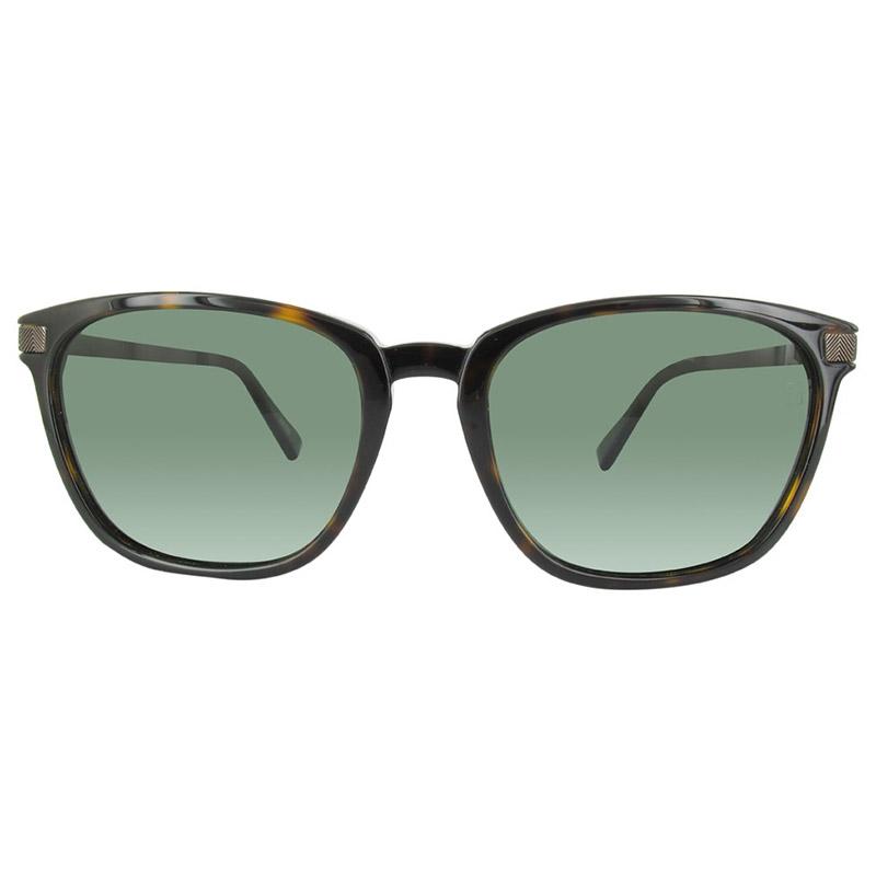 4a7b1932c2 Buy Ermenegildo Zegna Dark Havana Green EZ0039 Wayfarer Polarized ...