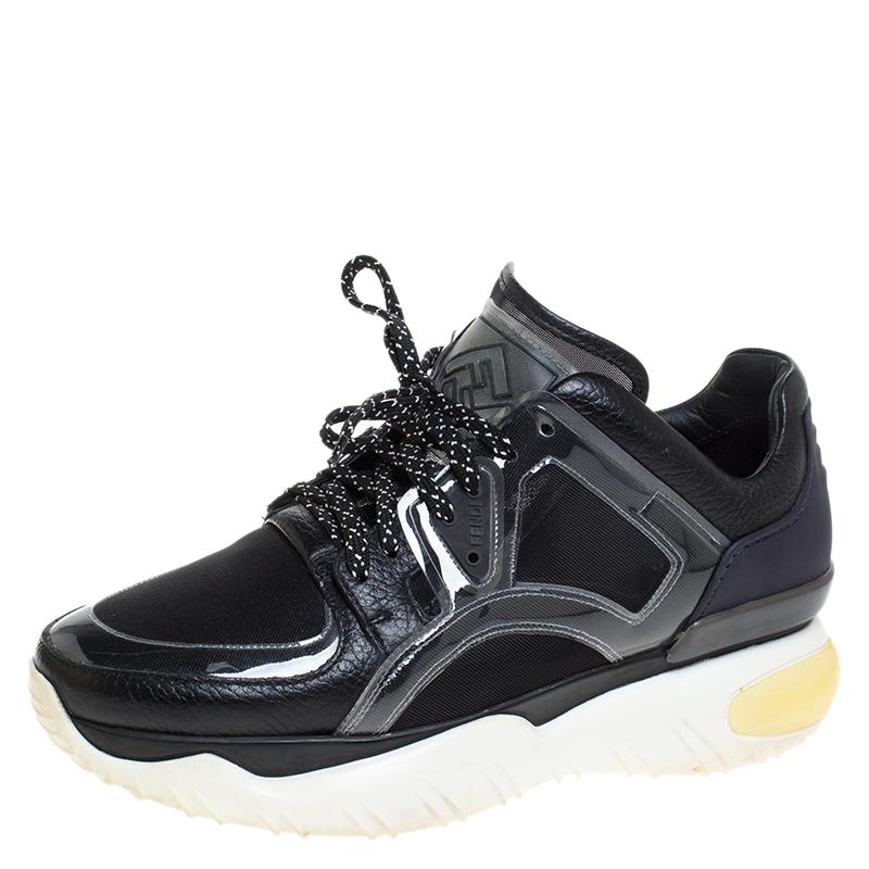 Runway Chunky Sneakers Size 40 Fendi