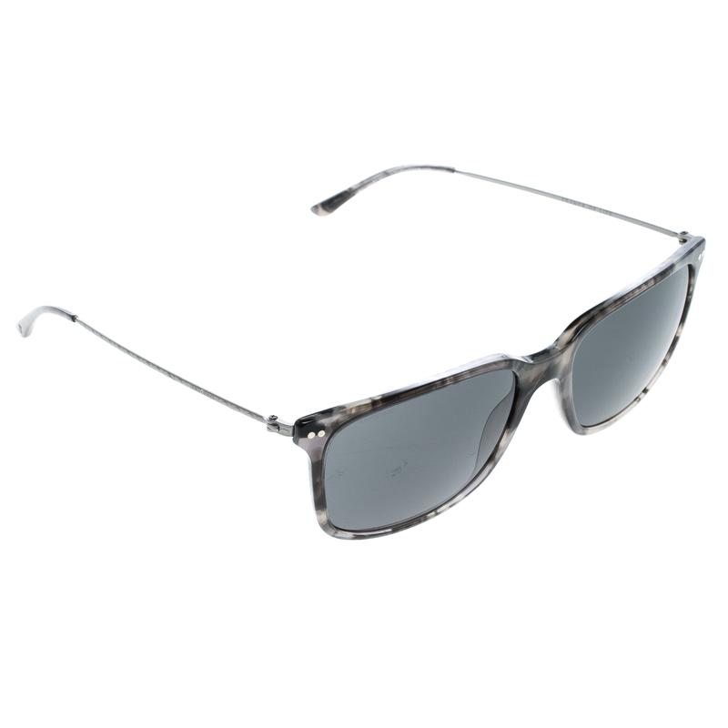 720aa00e3550 ... Giorgio Armani Grey Havana AR8063 Frames of Life Wayfarer Sunglasses.  nextprev. prevnext