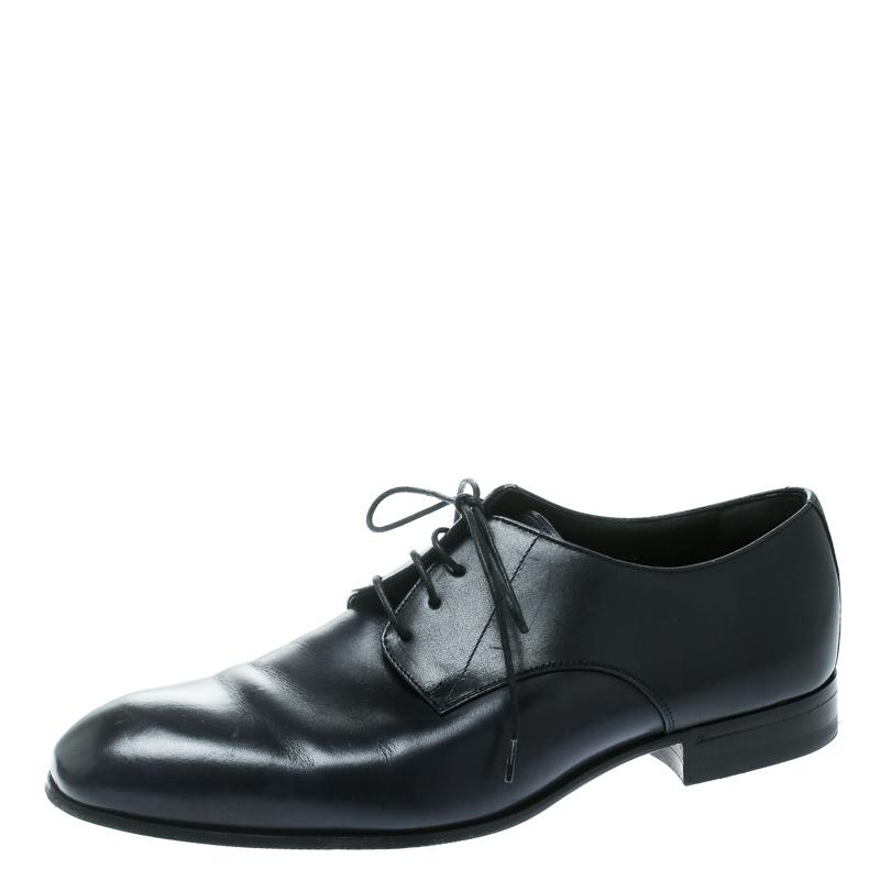 3c52ffa8243c ... Giorgio Armani Blue Leather Oxford Shoes Size 40. nextprev. prevnext